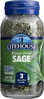 Litehouse Freeze Dried Sage, 0.30 Ounce