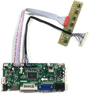 VSDISPLAY HDMI VGA DVI Audio LCD Driver Board for 10