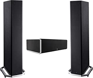 Definitive Technology BP9060 & CS9060 - 2 Floor Standing Speakers (4.5