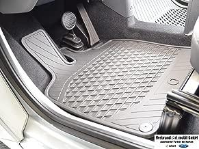 Velours Fußmatten Smart Forfour Bj Typ W454 04//2004 bis 02//2007 Auto Teppiche