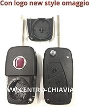 Telaio pieghevole 3 tasti a distanza per CLE PANDA DOBLO FIAT PUNTO BRAVO TOOGOO R