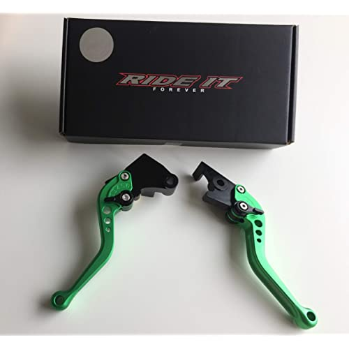 Short Brake Clutch Levers for KAWASAKI NINJA 250R 08-12, NINJA300R abs 13-