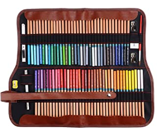 Best Gifts for Drawing Lover Beginner Suitable Art Supply AOLVO 29 Pieces Professional Sketch and Drawing Art Tool Kit with Graphite Pencils Charcoal Pencils Paper Erasable Pen