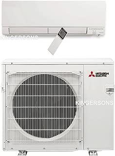 Mitsubishi MZ-FH09NA MSZ-FH09NA MUZ-FH09NAH Ductless Split System AC SEER 30.5 Cool & Hyper Heat 9,000 Btu Energy Star