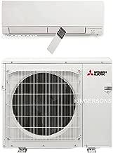 Mitsubishi MZ-FH18NA MSZ-FH18NA MUZ-FH18NAH Ductless Split System AC SEER 22 Cool & Hyper Heat 18,000 Btu Energy Star