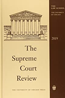 The Supreme Court Review 2019