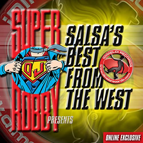 Salsas Best from the West (Volume 1)