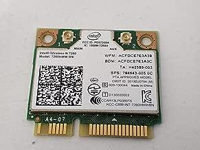 COMPRO PC Tarjeta de Red inalámbrica Combo Bluetooth para Fujitsu Lifebook A514 Intel 7260HMW BN 784643-005
