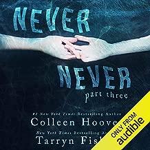 Never Never: Part Three