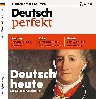 deutsch perfekt spotlight verlag