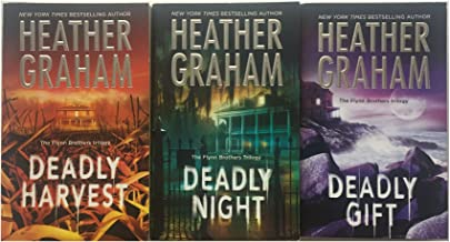 DEADLY GIFT, DEADLY NIGHT, DEADLY HARVEST (FLYNN BROS TRILOGY) 3 BOOKS (FLYNN BROTHERS TRILOGY)