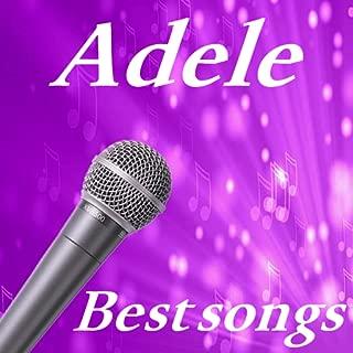 Best songs of Adele