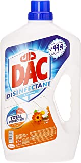 DAC Disinfectant Floral, 1.5 Liter