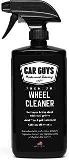 w5 alloy wheel cleaner