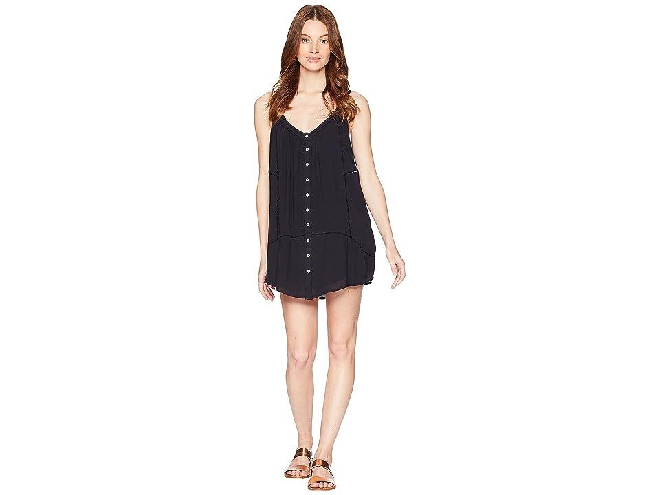Amuse Society Beach Affair Dress (Black) Women