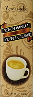 Victorian Inn Creamer, French Vanilla, 12 Ounce (Pack of 6)