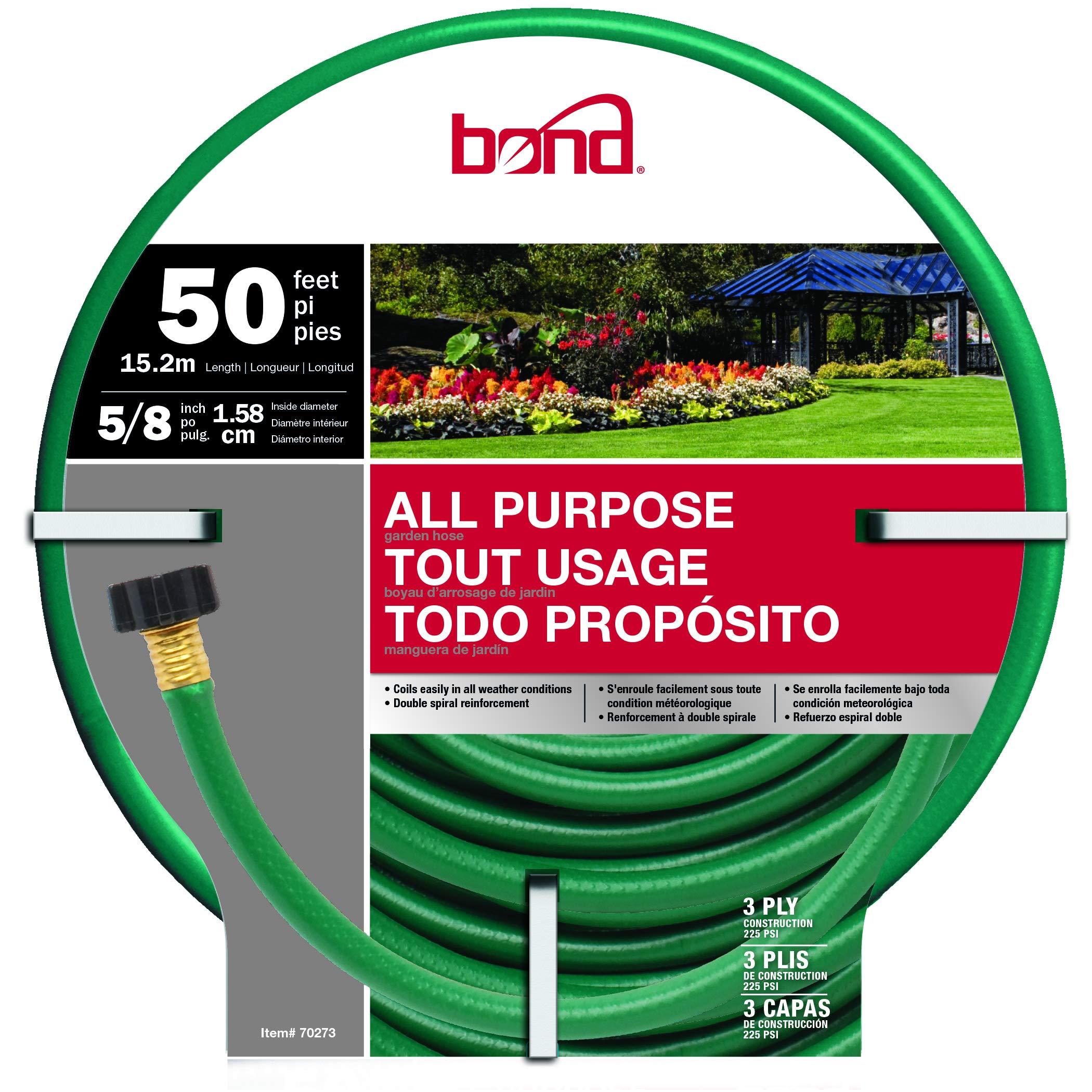 Bond 70273 Light Duty Manguera de jardín de 15 Metros: Amazon.es: Jardín