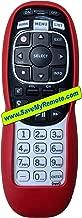 DirecTV Remote Control Rubber Protective Case Skin Red Cover …