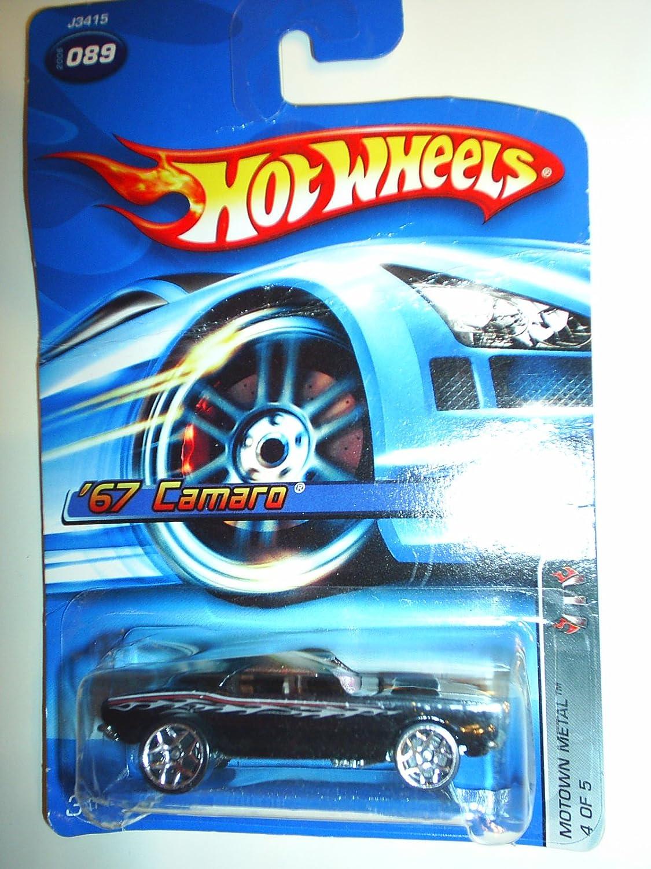 Hot Wheels 2006 1967 Camaro (Motown Metal)  89 4 5