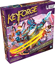 Keyforge: Worlds Collide Unique Deck Game Two-Player Starter Set