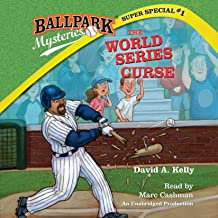 The World Series Curse: Ballpark Mysteries Super Special, Book 1