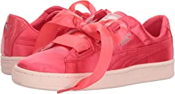 Puma Kids Basket Heart Tween Jr (Big Kid)