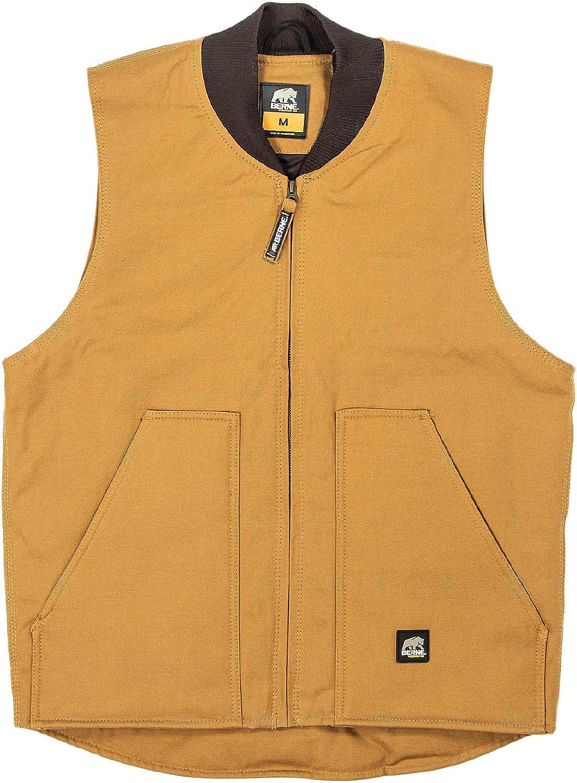 Berne Duck Workmans Vest