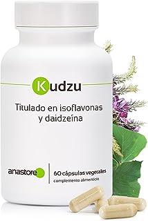 KUDZU * 100 mg / 60 cápsulas * Adicción. Mujeres (menopausia) * Garantía
