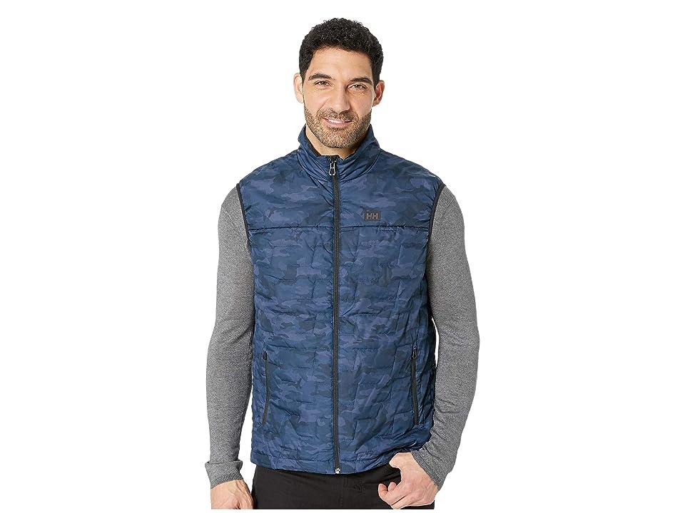 Helly Hansen Lifaloft Insulator Vest (Graphite Blue Camo) Men