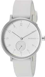 Skagen Aaren Colored Silicone 36mm Watch
