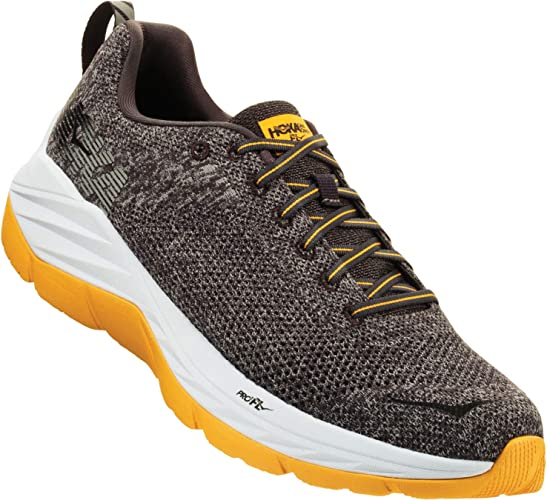HOKA ONE ONE Men& 39;s Mach Running chaussures Nine Iron Alloy Taille 11.5 D US