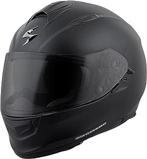 ScorpionExo Unisex-Adult full-face-helmet-style EXO-T510 Helmet (Matte Black,Large), 1 Pack