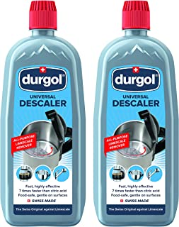 Durgol Universal, Multi-Purpose Descaler and Decalcifier for Household Items, 16.9 Fluid Ounces (Pack of 2)