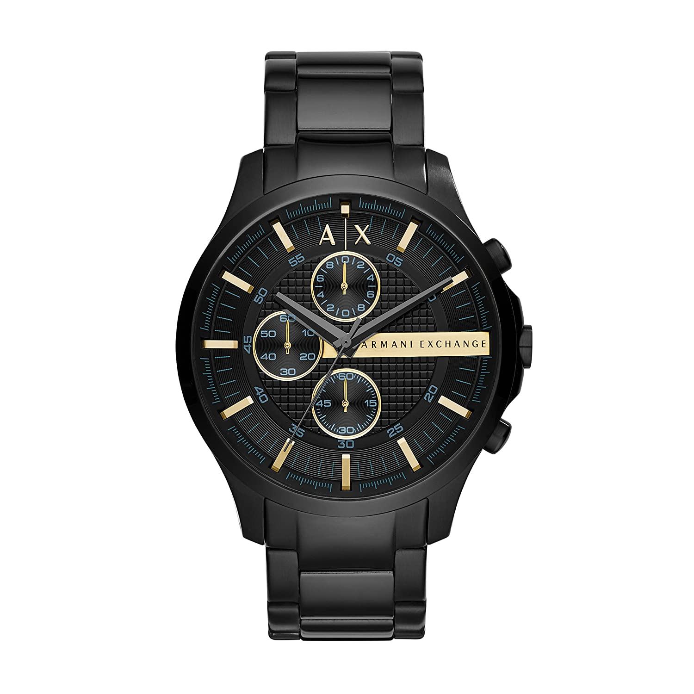 Armani Exchange Analog Black Dial Men's Watch - AX2164