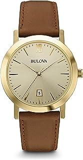 Bulova - Dress 97B135 - Reloj de Pulsera para Hombre