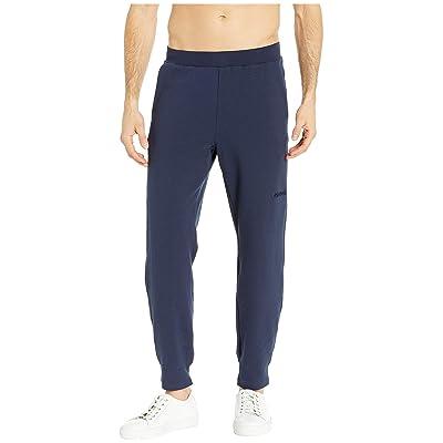 ASICS Tiger Logo Sweatpants (Midnight Navy) Men