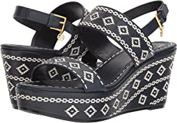 Tory Burch Blake 80mm Ankle-Strap
