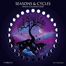 Seasons & Cycles Moon Calendar 2020 EST