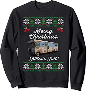 Full Ugly Christmas Sweater Vacation Cousin Eddie Shitters