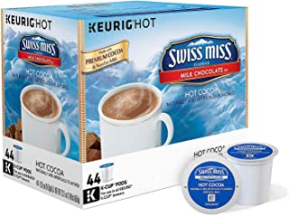 Keurig Swiss Miss Milk Chocolate Hot Cocoa 44-ct. K-Cup Pods Value Pack (Packaging May Vary)