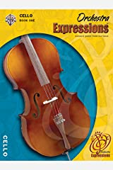 Orchestra Expressions, Book One Student Edition: Cello, Book & CD Paperback