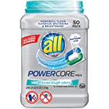 Amazon.com: Arm & Hammer 2-in-1 Laundry Detergent Power Paks, 32 ct ...