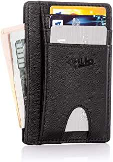 card fanning wallet