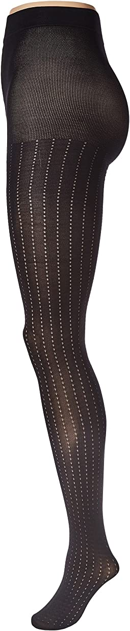 Vertical Pattern Tights