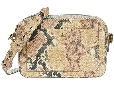 Madewell Transport Camera Bag Snake