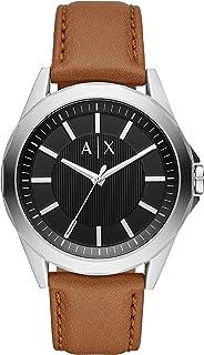 Armani Exchange Men's Three-Hand Stainless Steel Watch AX2635
