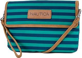 Nautica womens Crossbody Wallet Wristlet Clutchh Crossbody Wallet Wristlet Clutchh