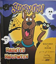Scooby-doo! Haunted Halloween Record a Book