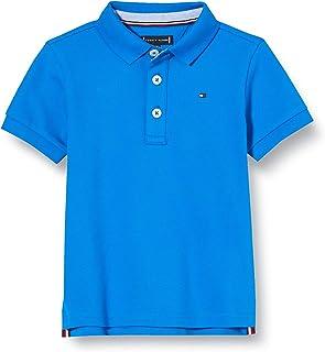 Tommy Hilfiger Essential Regular Fit Polo S/S Camisa para Niños