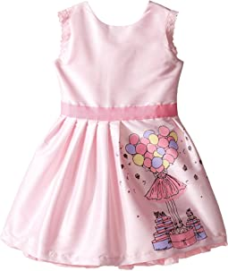 Birthday Balloon Dress (Toddler/Little Kids/Big Kids)